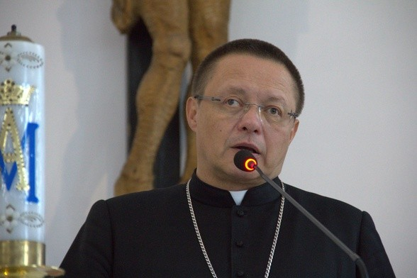 Abp Grzegorz Ryś: Kościół nie jest dla siebie, tylko dla świata