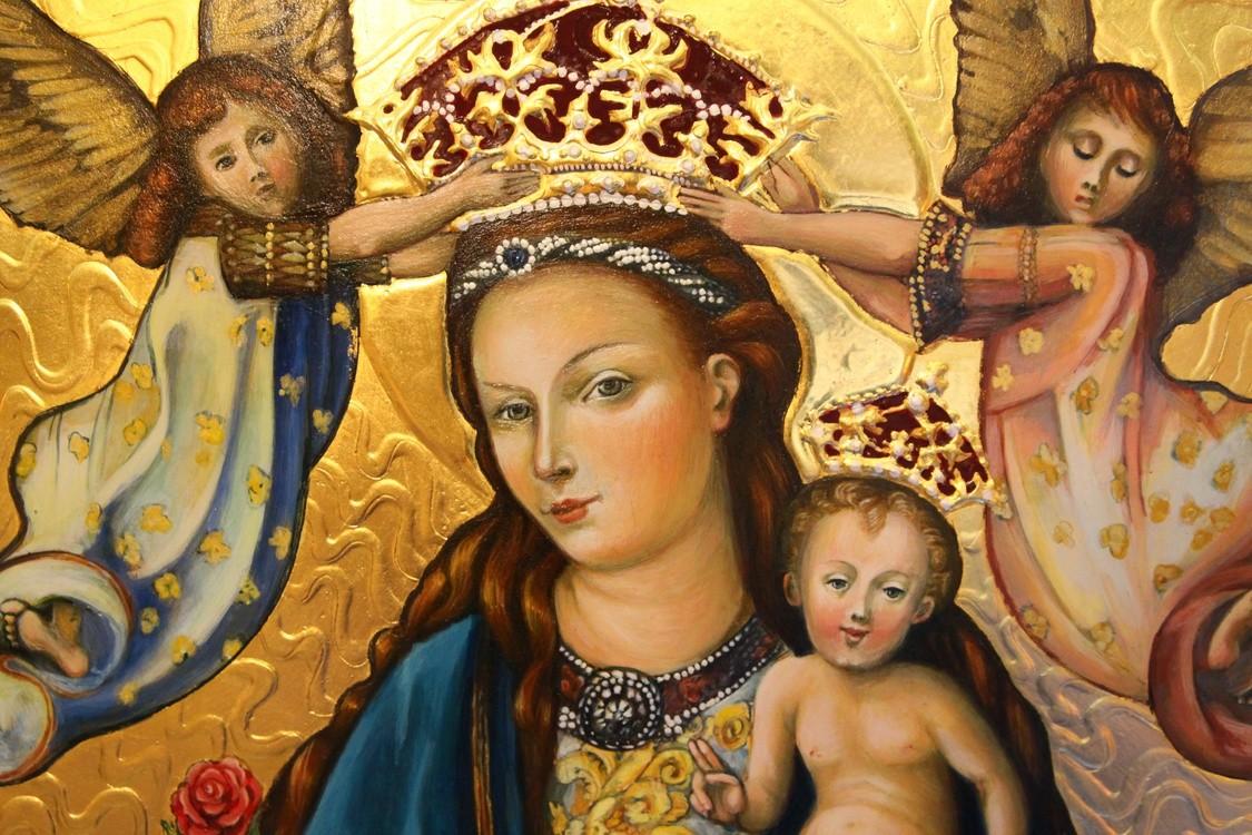 Dziś Święto Najświętszej Maryi Panny, Matki... - www.gosc.pl